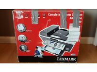 Printer Lexmark X7350 Office | All in One, Print, Copy, Scan, Fax | New