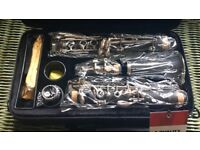 Clarinet Bb, never used