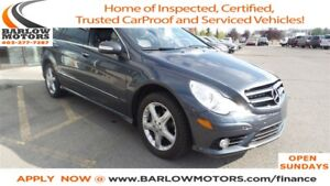 2010 Mercedes-Benz R-Class R350 BlueTEC 4MATIC **Bitcoin Accepte