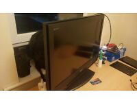 Sony tv 32inch used but still good and fully working.