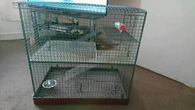 Large cage £20ono
