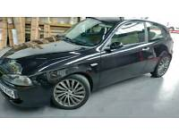 Alfa 147 limited edition remapped