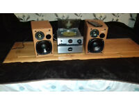 SONY Speakers+HITACHI Amplifier