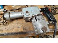 Torna 765 Heavy Duty drill, plus some drill bits