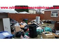 RUBBISH REMOVAL, HOUSE CLEARANCE, GARDEN WASTE, WASTE COLLECTION, SKIP ALTERNATIVE