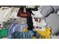 Young teen clothes bundle (50 items)