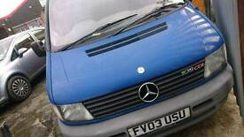 Mercedes Vito 2003 158k FSH