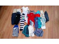 3-6 months baby boys bundle