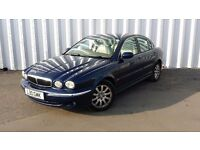 Jaguar X-TYPE 2.5 V6 AUTO 4WD - FULLY LOADED - SUNROOF - 12 MONTHS MOT LOW MILEAGE