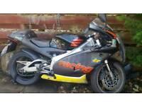 Aprilia rs 125cc 2003 9 month mot