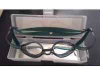 Adidas Aquastorm Swimming Goggles, Size M