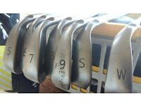 Left handed ping G10 irons plus extras