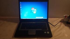 Used Dell Latitude D830 Core 2 Duo Laptop with DVD and Wireless for Sale