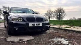 2012 BMW 318i M SPORT PLUS EDITION MANUAL BLACK