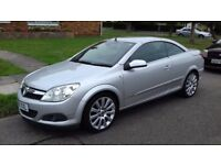 08 58 Vauxhall Astra Convertable