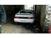 Toyota Mr2 GT T-bar spares or repairs