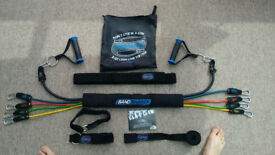 Bodylastics Resistance Band Set & Gregster Evolution Suspension Trainer