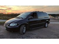 2005 Chrysler GRAND VOYAGER MPV 3.3 Limited XS 5D Auto