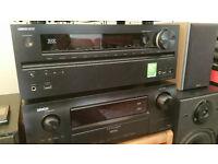 Denon AVR 3311CI 7.2 Channel 165 Watt Receiver