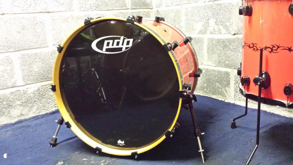 PDP Drum shel pack