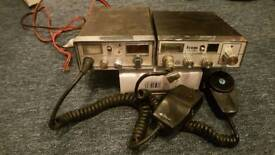 2 x cb radios plus power pack