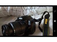 Nikon D5000 & Extras