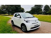 2012 TOYOTA IQ 2 AUTO 3 DOOR *FULL CAR RESPRAY 6/18* LOW MILEAGE. NEXT MOT 5/19