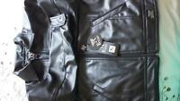 Brand new A Emporio men's leather jacket