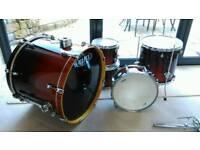 Mapex Meridian Birch 5 piece drum kit
