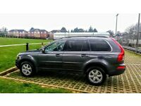 Volvo XC90 2.4 diesel, manual,85K miles Bargain price