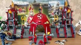 Lego 8759 bionicle battle of metru nu(RARE)