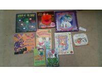 Bundle joblot book lot 1 kids