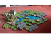 Heroscape Board Game- Rise of the Valkrie stater set