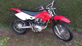 Honda crf replica 200cc loncin engine