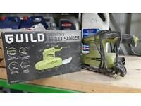 Guild sheet sander block New used once