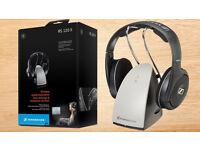 Sennheiser RS 120 II Wireless Headhones in very good condition