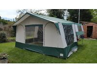 Conway challenger 1998 Trailer Tent with Awning