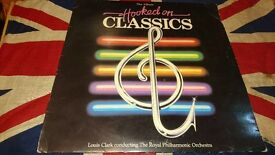 """Hooked on Classics - ONE 1146 (1981) 12"""" LP"""