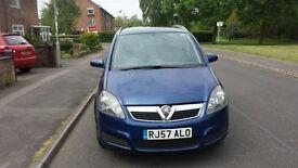 Vauxhall ZAFIRA, Diesel, 1.9