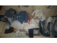 Baby boys clothes newborn-3 months