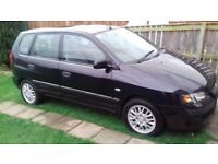 2003 MITSUBISHI 1.3 SPACE STAR 4 VERY GOOD SNOW TYRES