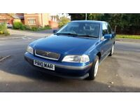 VOLVO S40,12MONTHS MOT, SERVICE HISTORY, GOOD ENGINE FOR THE AGE, HEATING WORKS, BIG BOOT £395ONO