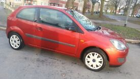 08 reg FIESTA ,clean car ,very reliable and smooth runner