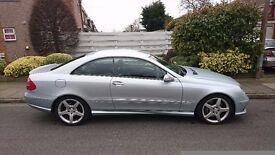 Mercedes-Benz clk 320 cdi amg sport