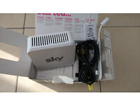 Sky hub wireless broadband router SR101-Z