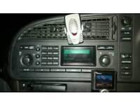 Saab 93 stereo radio