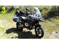 bmw r1200gs adventure 2006 very good condition.