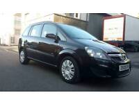 2009 Vauxhall Zafira 1.6 petrol family 7 seater brilliant drives bargain price