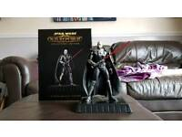 Darth Malgus Collector's Edition statue.