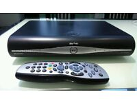 drx890 hd viewing box with new sky hd remote control 3d on demand also comes with sky card